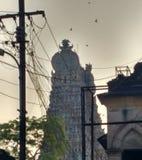 Templo de Meenakshi Amman fotos de archivo libres de regalías