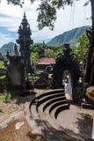 Templo de Melanting Imagem de Stock