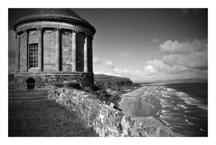 Templo de Musenden Fotos de archivo