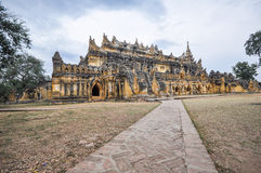 Templo de Myanmar Fotos de Stock