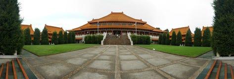 Templo de Nan Tien Fotografía de archivo