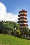 Templo de Nan Tien Imagem de Stock Royalty Free