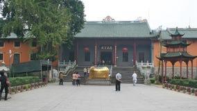 Templo de Nanhua Imagen de archivo
