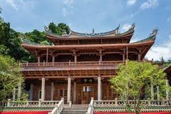 Templo de Nanputuo imagens de stock royalty free