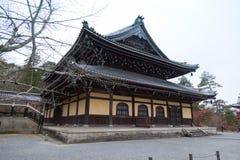 Templo de Nanzen-ji fotografia de stock royalty free