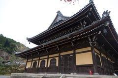 Templo de Nanzen-ji foto de stock