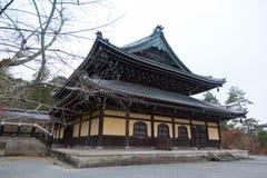 Templo de Nanzen-ji foto de stock royalty free