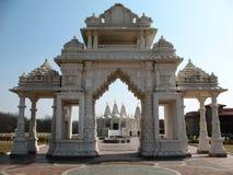 Templo de Narayan del Swami Imágenes de archivo libres de regalías