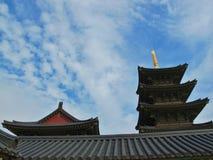 Templo de Neung Fotografia de Stock