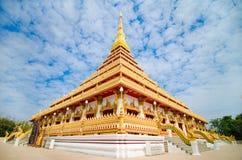 Templo de Nong Wang Foto de archivo libre de regalías