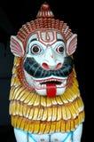 Templo de Orissa-India. Foto de Stock