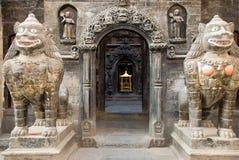 Templo de oro Foto de archivo libre de regalías