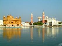 Templo de oro Imagen de archivo libre de regalías