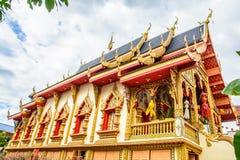 Templo de oro Imagen de archivo
