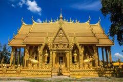 Templo de oro fotografía de archivo libre de regalías