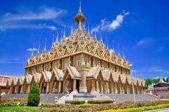 Templo de oro Imagenes de archivo