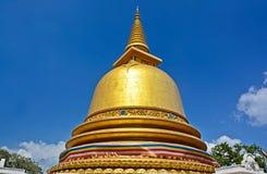 Templo de oro de Dambulla Imagenes de archivo