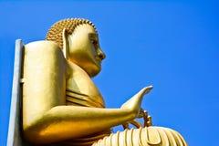 Templo de oro de Dambulla Foto de archivo libre de regalías