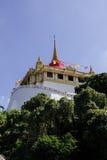 Templo de oro de la montaña Imagen de archivo