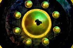 templo de oro del gongo Foto de archivo