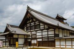 Templo de oro del pabellón Foto de archivo libre de regalías