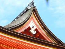 Templo de oro en Kjoto Fotos de archivo libres de regalías