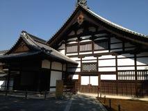 Templo de oro en Kyoto Fotos de archivo libres de regalías