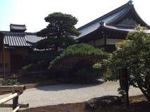 Templo de oro en Kyoto Foto de archivo
