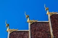 Templo de Padad en Chiangmai Tailandia Imágenes de archivo libres de regalías
