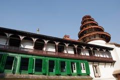Templo de Pancha Mukhi Hanuman Fotos de archivo libres de regalías