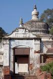 Templo de Pashupatinath Foto de Stock