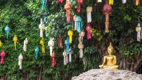 Templo de Phan Tao Fotografia de Stock