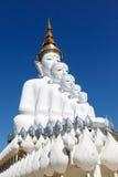 Templo de Phasornkaew, Khao Kho Phetchabun, Tailândia Imagem de Stock Royalty Free