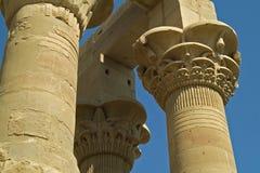 Templo de Phiiae foto de stock