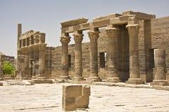 Templo de Philae Fotografia de Stock
