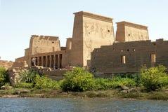 Templo de Philae Fotos de archivo