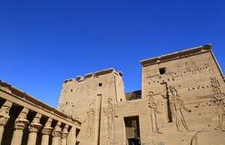 Templo de Philae fotos de stock