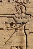 Templo de Philae Imágenes de archivo libres de regalías