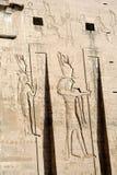 Templo de Philae em Egito. Foto de Stock