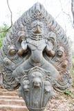 Templo de Phnom Banan en Battambang en Camboya Imágenes de archivo libres de regalías