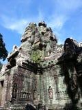 Templo de piedra antiguo Fotografía de archivo libre de regalías