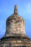 Templo de Plaosan, Yogyakarta, Indonesia Imagenes de archivo