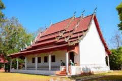 Templo de Pone-Chai em Tailândia Fotos de Stock Royalty Free