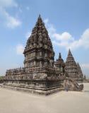 Templo de Prambanan Imagem de Stock Royalty Free
