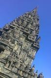 Templo de Prambanan Fotografía de archivo libre de regalías