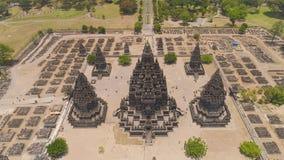 Templo de Prambanan, Java, Indonesia imagen de archivo