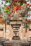 Templo de Prasat Muang Tam em Buriram em Tailândia Foto de Stock