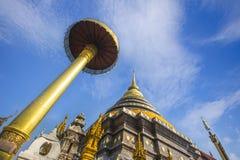 Templo de Pratat Lampang Luang, Tailandia Imagenes de archivo