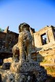 Templo de Preah Vihear Fotografía de archivo