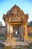 Templo de Preah Vihear Imagen de archivo libre de regalías